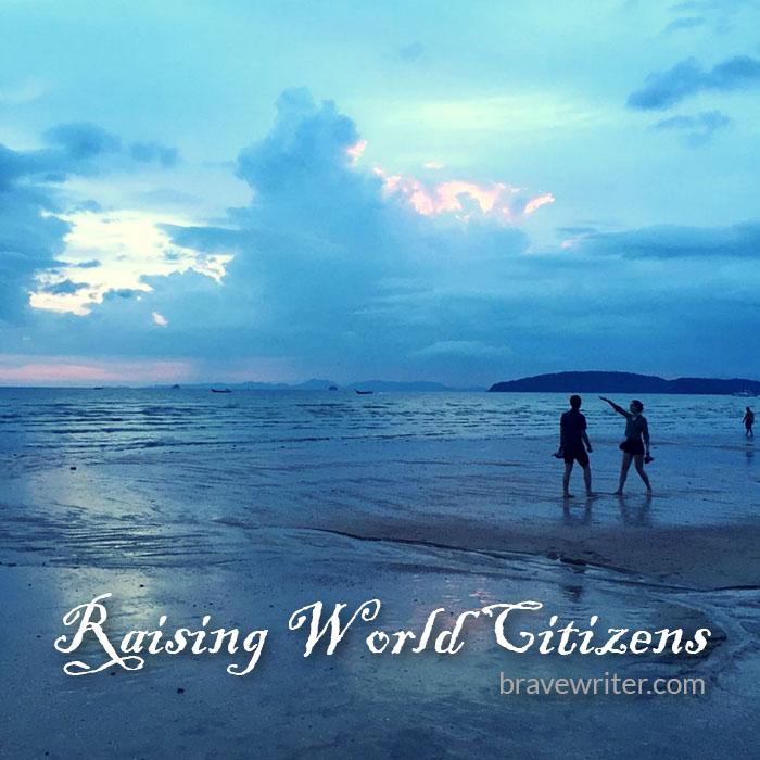 Blog Raising World Citizens