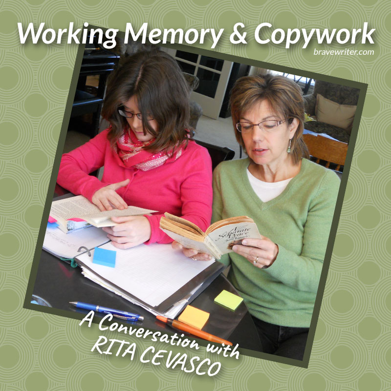 Working Memory and Copywork