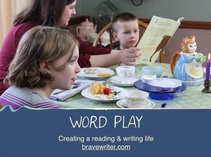 Homebound Word Play