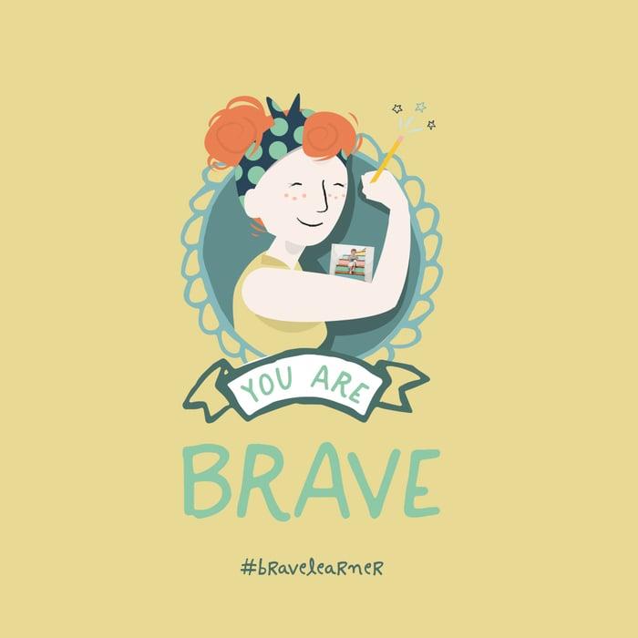 Brave Learner
