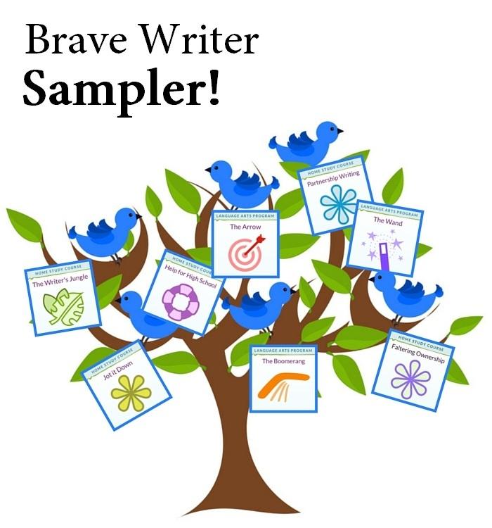 Brave Writer Sampler