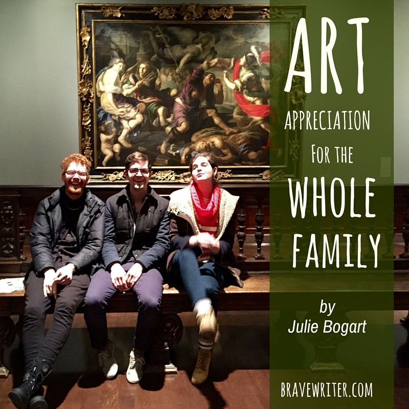 Art Appreciation for the Whole Family
